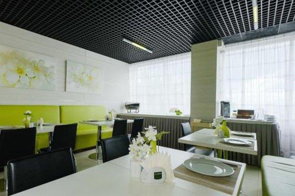 Отель «Skyline Tomsk Airport» - фото 12