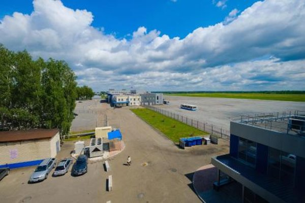 Отель «Skyline Tomsk Airport» - фото 21