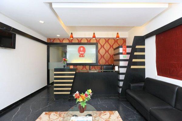 Hotel City Manor Thiruvanmiyur - 12