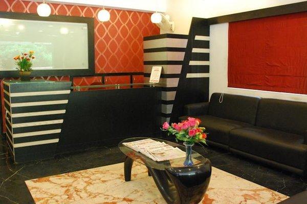 Hotel City Manor Thiruvanmiyur - 14
