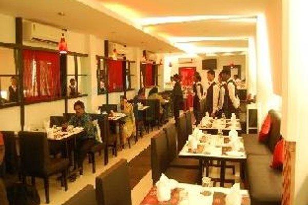 Hotel City Manor Thiruvanmiyur - 16