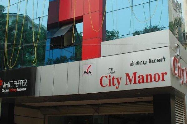 Hotel City Manor Thiruvanmiyur - 20
