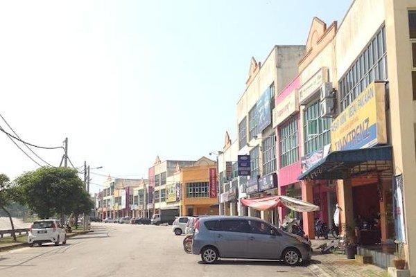 Kampar Times Inn Hotel - фото 23