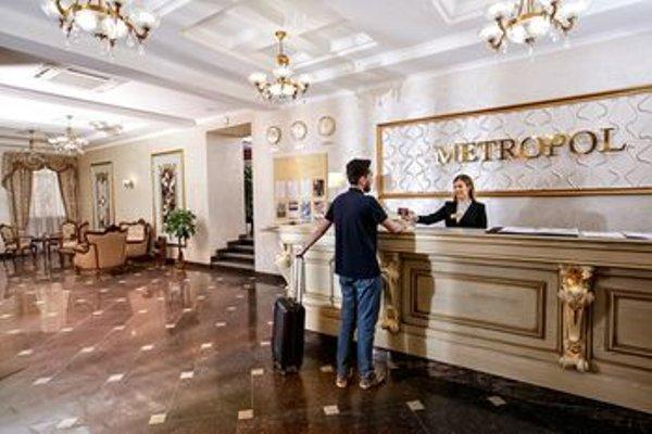 Метрополь Отель&Спа - фото 16