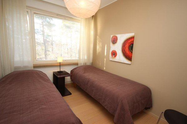Gella Serviced Apartment Pitajanmaki - фото 23