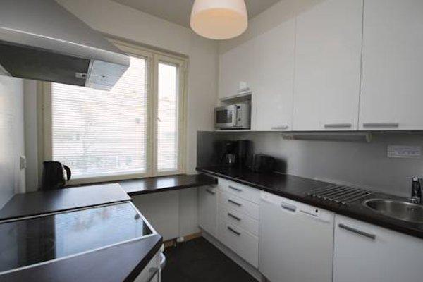 Gella Serviced Apartment Pitajanmaki - фото 10