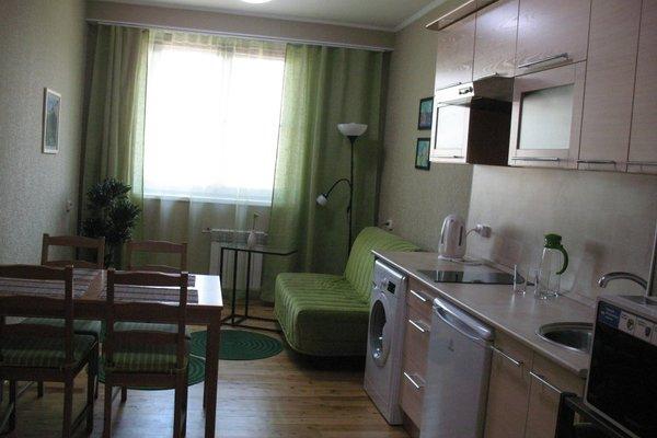 Апартаменты на улице Смолина - фото 11