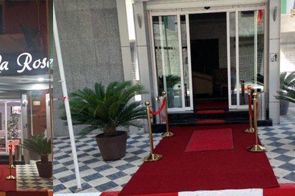 Hotel Restaurant La Roseraie - фото 3