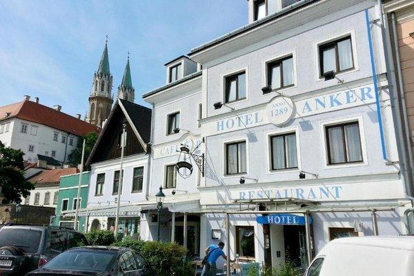 Hotel Anker - фото 21