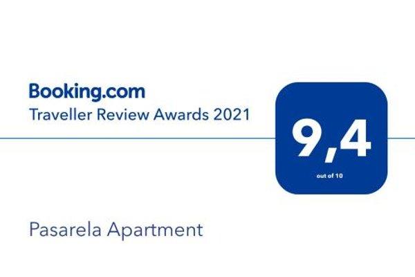 Pasarela Apartment - фото 18