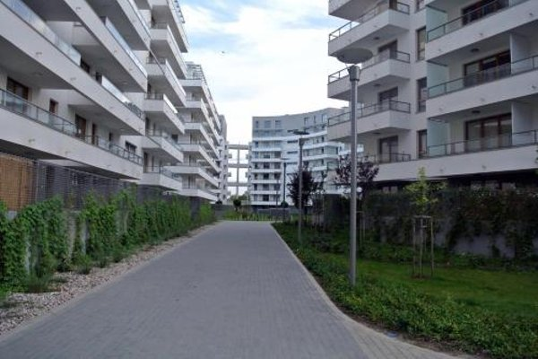 WAW City Apartments - фото 22