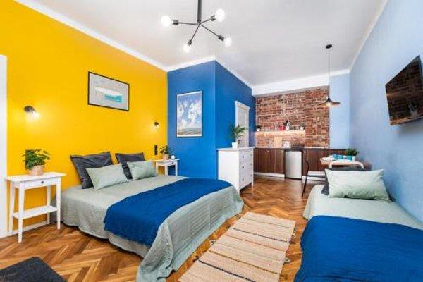 Central Loft Apartments - фото 16
