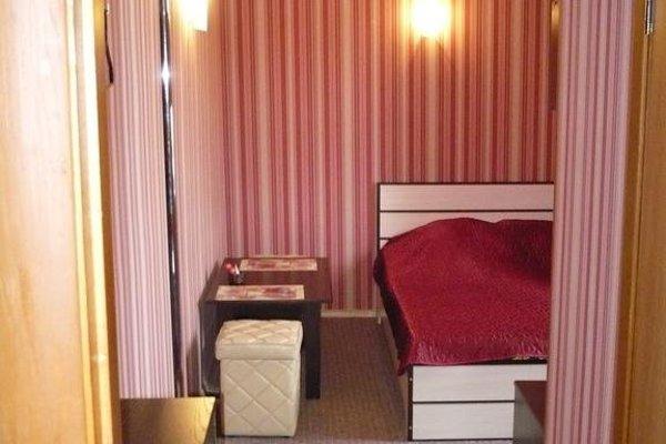 Economy hotel Сorsair - 12