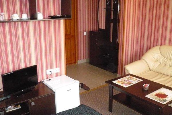 Economy hotel Сorsair - 9
