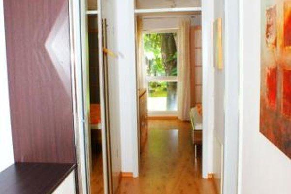 Gemutliche Wohnung in der City - Augsburg Goggingen - фото 10