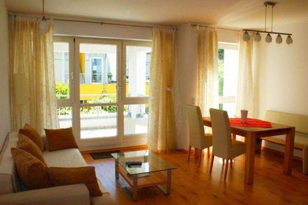 Gemutliche Wohnung in der City - Augsburg Goggingen - фото 11