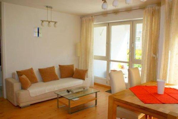 Gemutliche Wohnung in der City - Augsburg Goggingen - фото 3
