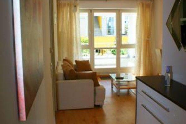 Gemutliche Wohnung in der City - Augsburg Goggingen - фото 9