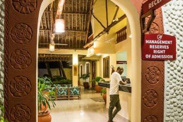 PrideInn Hotel Diani - фото 14