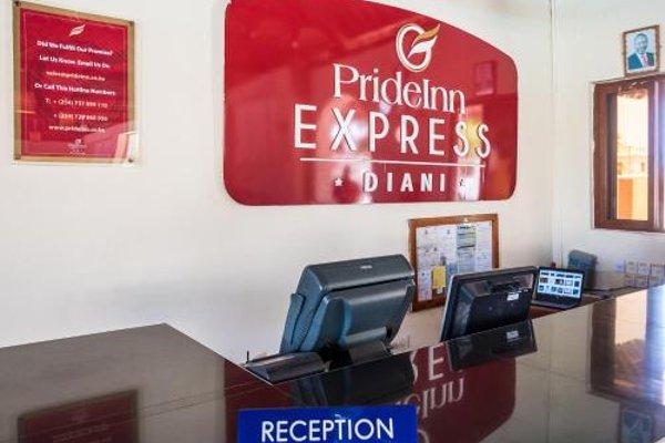 PrideInn Hotel Diani - фото 15