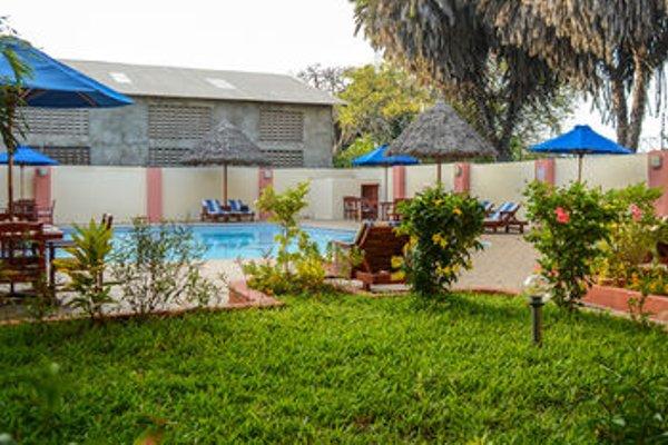 PrideInn Hotel Diani - фото 17