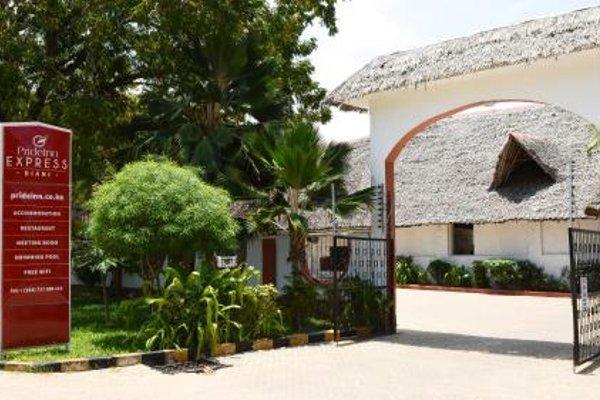 PrideInn Hotel Diani - фото 18