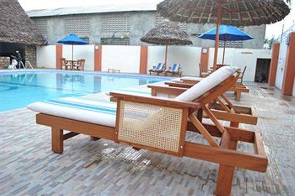 PrideInn Hotel Diani - фото 19