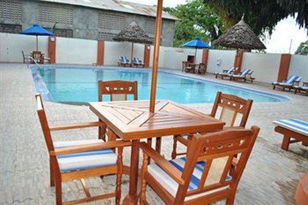 PrideInn Hotel Diani - фото 20