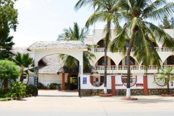 PrideInn Hotel Diani - фото 21