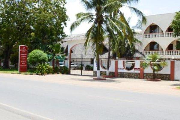 PrideInn Hotel Diani - фото 23