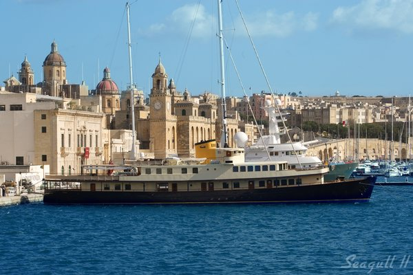 Seagull II Luxury Historic Static Charter - 31