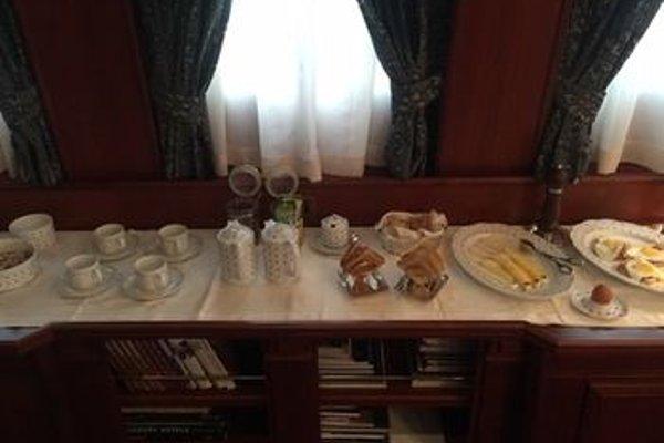 Seagull II Luxury Historic Static Charter - 11