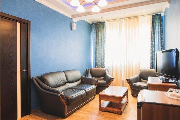 Hotel Volzhskaya Riviera - фото 12