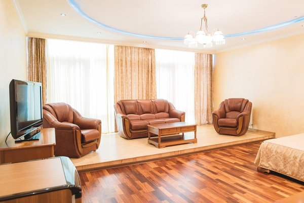 Hotel Volzhskaya Riviera - фото 8