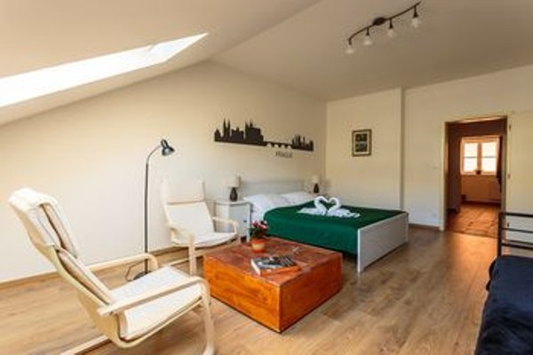 Prague1918 Apartments - фото 20