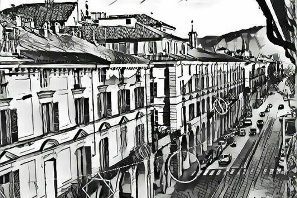 In the Heart of Turin - фото 22