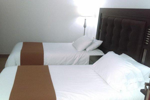 Fray Bartolome Hotel - фото 8
