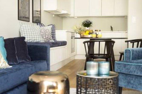 Frogner House Apartments - Huitfeldtsgate 19 - фото 14