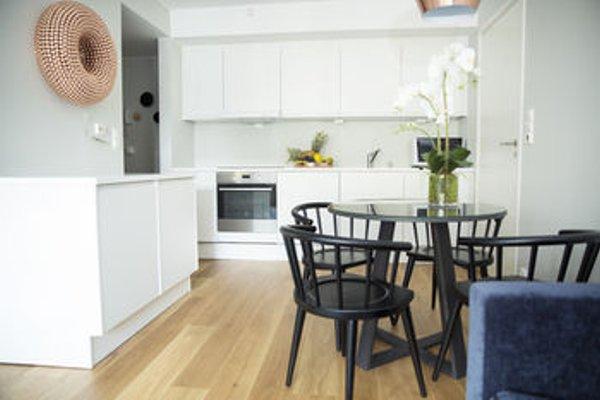 Frogner House Apartments - Huitfeldtsgate 19 - фото 20