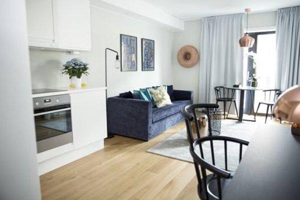 Frogner House Apartments - Huitfeldtsgate 19 - фото 9