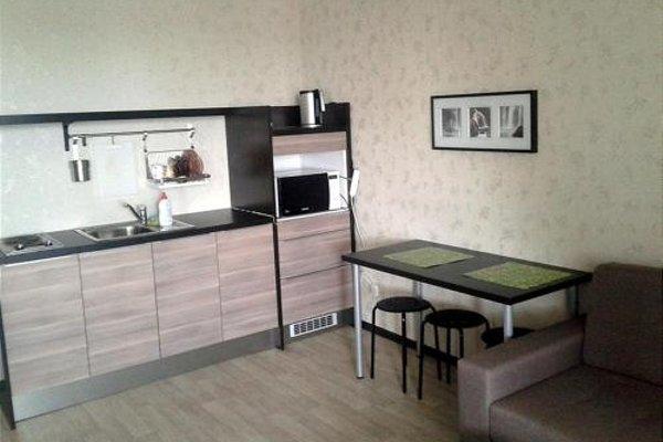 Apartment on Krahmaleva 49 - фото 4