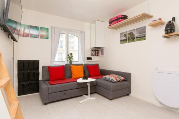 Notre-Dame luxury Suite in Saint-germain des pres Latin quarter - фото 20