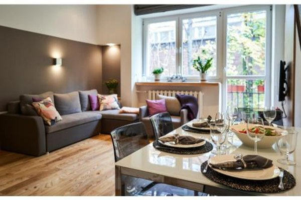 Kredytowa Warsaw Apartment - фото 3