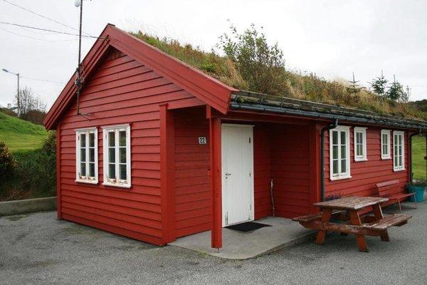 Haraldshaugen Camping - фото 8