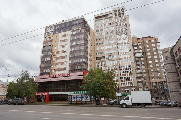 """Апартаменты """"Азбука"""" на Улице Цурюпы 44/2 (Этаж 3) - фото 4"""