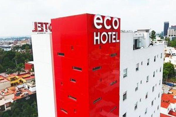 Eco Hotel Guadalajara Expo - фото 20