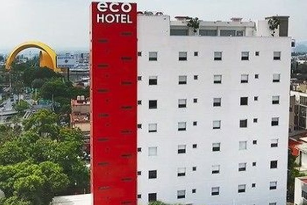 Eco Hotel Guadalajara Expo - фото 22