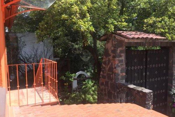 Villas Sol y Luna Coyoacan - фото 12