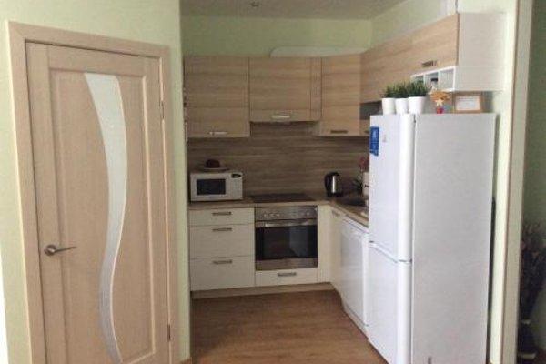Apartments on Chapaeva Ecostil - фото 11