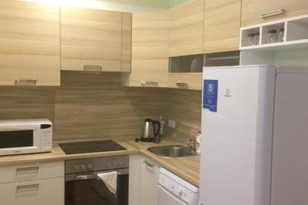 Apartments on Chapaeva Ecostil - фото 12